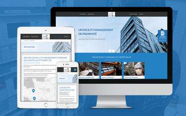 Création site internet immobilier - Ténérife Immobilier