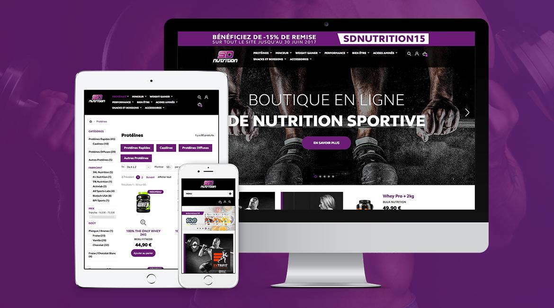 Site eCommerce Prestashop