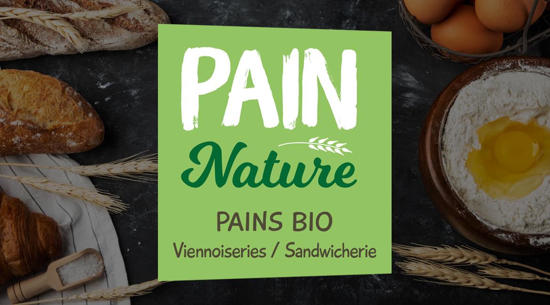 Logo Boulangerie Pain Nature Noyal Sur Vilaine